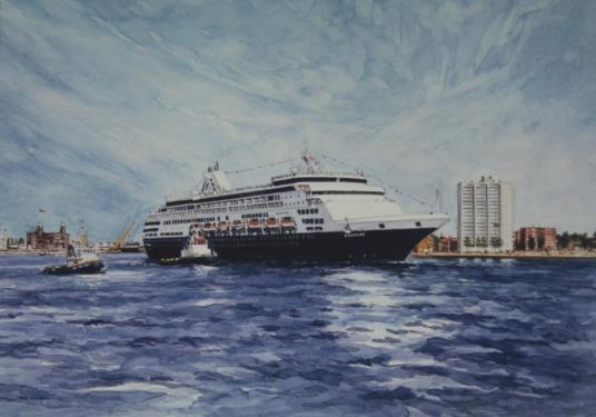m.s Maasdam V (1994) Holland-Amerika Lijn