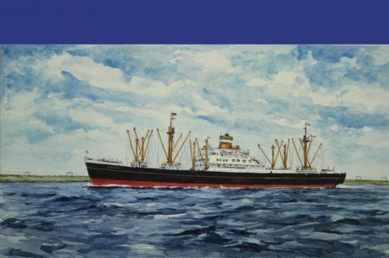 s.s Diemerdyk (1950)